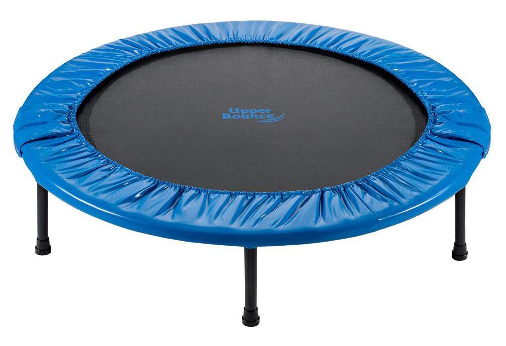 """Upper Bounce 40"""" Mini Foldable Rebounder Fitness Trampoline"""