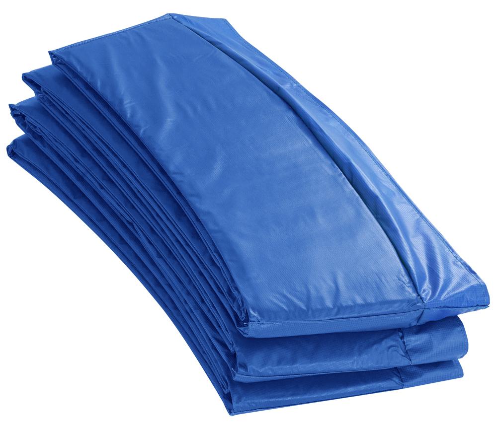 "7.5' Super Trampoline Safety Pad (Spring Cover) Fits for 7.5 FT. Round Trampoline Frames. 10"" wide - Blue"
