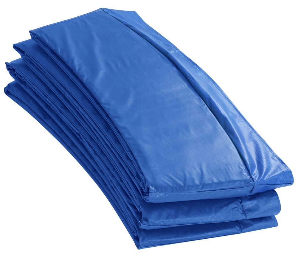 "12' Premium Trampoline Safety Pad (Spring Cover) Fits for 12 FT. Round Trampoline Frames. 10"" wide - Blue"