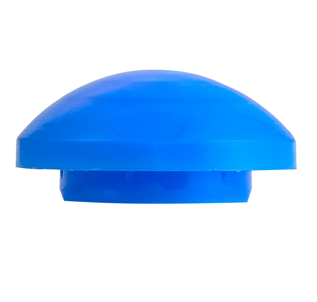 """Universal Trampoline Pole Cap Fits for 1"""" or 1.5"""" Diameter Pole - set of 8"""