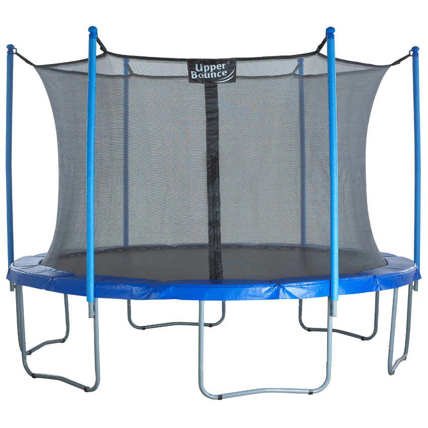 14 FT. Trampoline & Enclosure Set equipped with the New