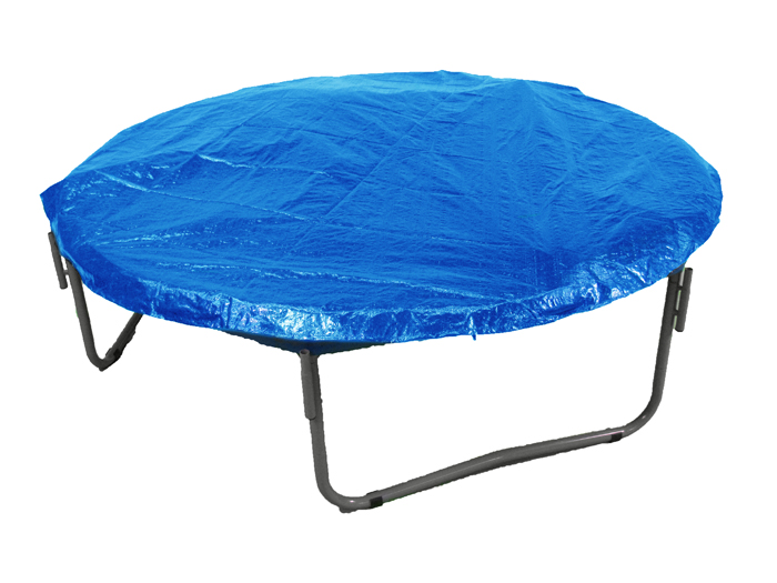 12' Trampoline Protection Cover (Weather & Rain Cover) Fits for 12 FT. Round Trampoline Frames - Blue