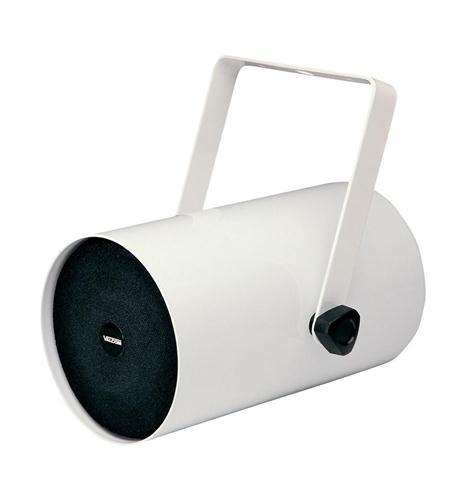 1Watt 1Way Track Speaker - White