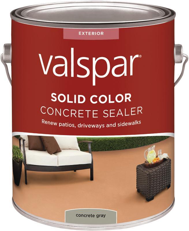 82020 1 Gallon Gray Concrete Sealer