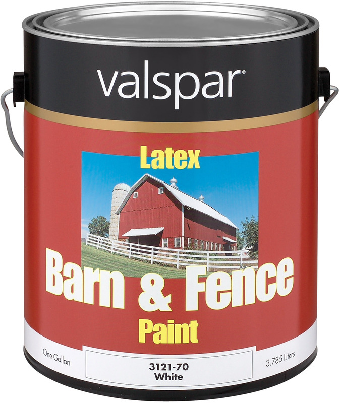 18-3121-70 1G WHT BARN LATEX