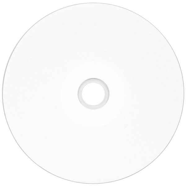 VERBATIM 94854 4.7GB 8X DATALIFEPLUS WHITE INKJET PRINTABLE/HUB PRINTABLE DVD-RS, 50-CT SPINDLE