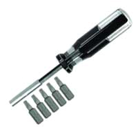 SCRWDVR TORX MAGNETIC 7IN 6PC