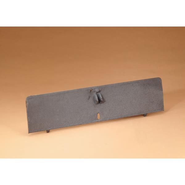 """VESTAL MANUFACTURING CO. Vestal Plate For 24"""" Damper per EA at Sears.com"""