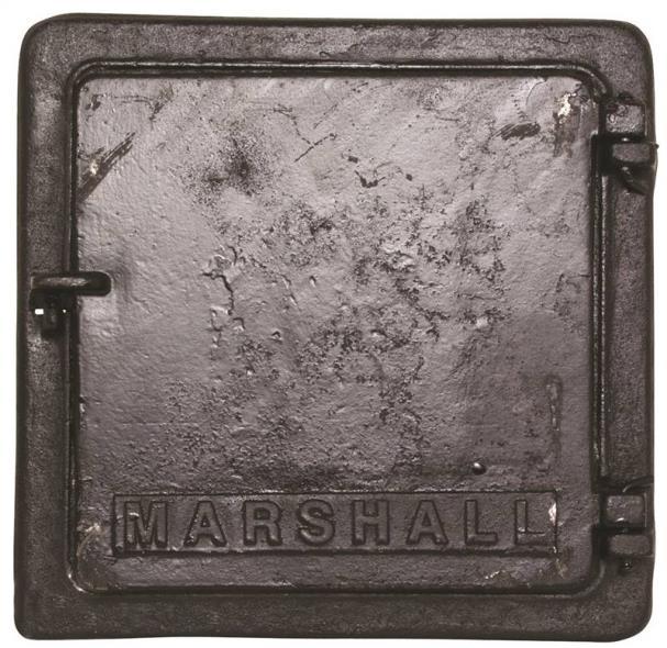 Vestal H88 Cleanout Door, 8 in W x 8 in H, Cast Iron