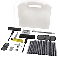 TIRE TOOLBOX DLXMAINT KIT 47PC