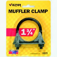 CLAMP MUFFLER AUTO 1-3/4IN