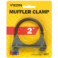 CLAMP MUFFLER AUTO 2IN