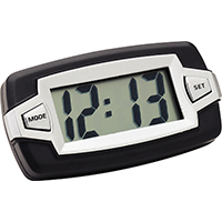 Victor 22-1-37007-8 Jumbo Digital Clock LCD Display