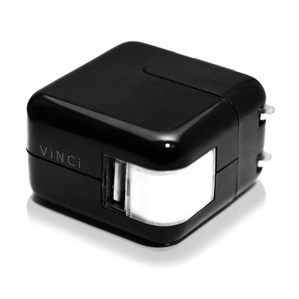 VINCI  ACC1003 BLACK POWER ADAPTER CHARGER FOR VINCI TAB EAS