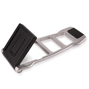 VINCI  ACC1007 BLACK SILVER TRAVEL STAND FOR VINCI TAB HANDS