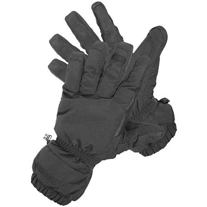 Blackhawk Men's ECW2 Winter Operations Gloves Black X-Large