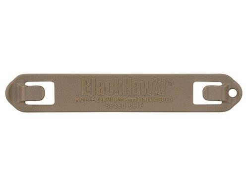 BLACKHAWK! Speed Clips (6-Pack #7) Coyote Tan
