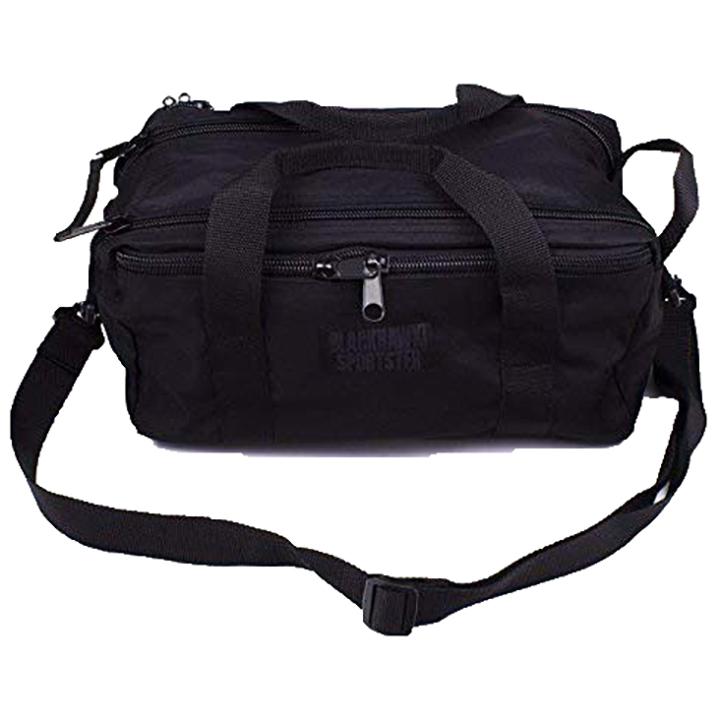 BLACKHAWK SPORTSTER Pistol Range Bag  Black Nylon