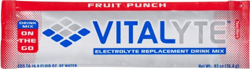 Vitalyte Electrolyte Stick Pack, 25 Count Bo
