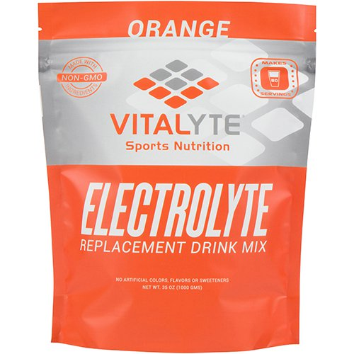 Vitalyte Electrolyte Pouch, Orange