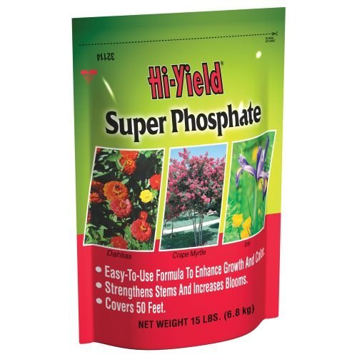 FH32114 15LB PHOS FERTILIZER