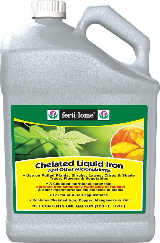 FE10635 1 GAL LIQUID IRON
