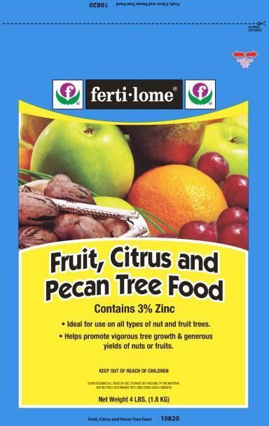 FE10820 4# PLANT FOOD
