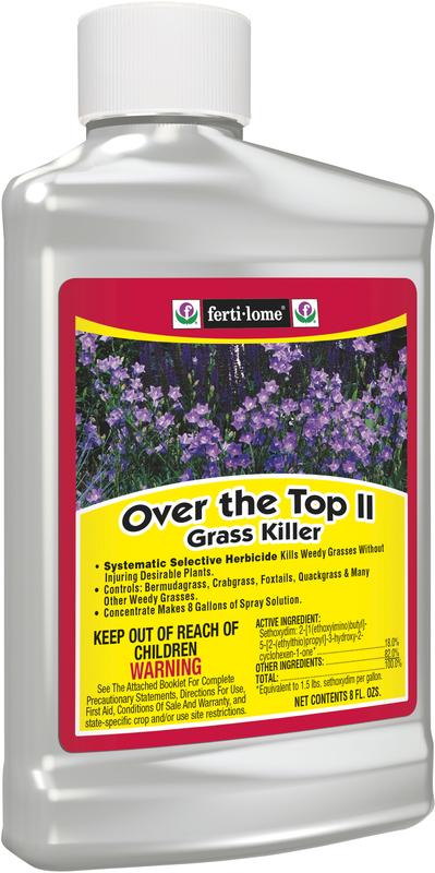 10434 8 OZ GRASS KILLER