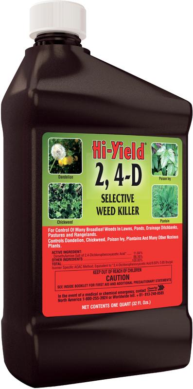 21415 32 OZ 2, 4-D WEED KILLER
