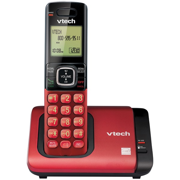 VTech CS6719-16 Cordless Phone System with Caller ID/Call Waiting