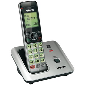 VTECH VTCS6619 DECT 6.0 EXPANDABLE SPEAKERPHONE WITH CALLER ID (SINGLE-HANDSET)