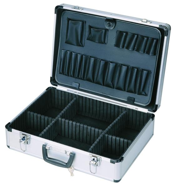 MintCraft JL-10054 Storage Box, 18 in L x 13 in W x 6 in H, Aluminum