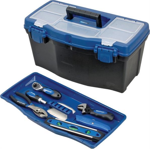 TOOL BOX 19-1/2IN PLASTIC