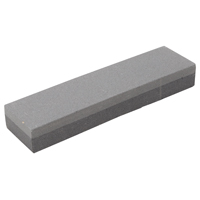 STONE SHARP SILICN CARBIDE 8IN