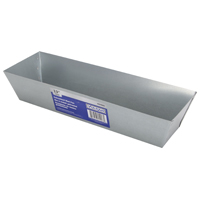 MintCraft 15003 Drywall Mud Pan, 13 in L, Galvanized Steel