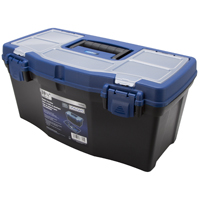 TOOL BOX PLASTIC 19-1/2IN