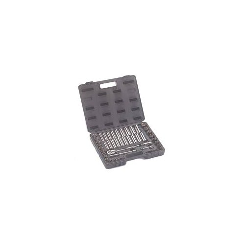 3/8 Drive SAE/Met 48 Piece Socket Set