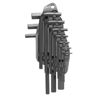 KEY HEX SET 10PC MET SHRT ARM
