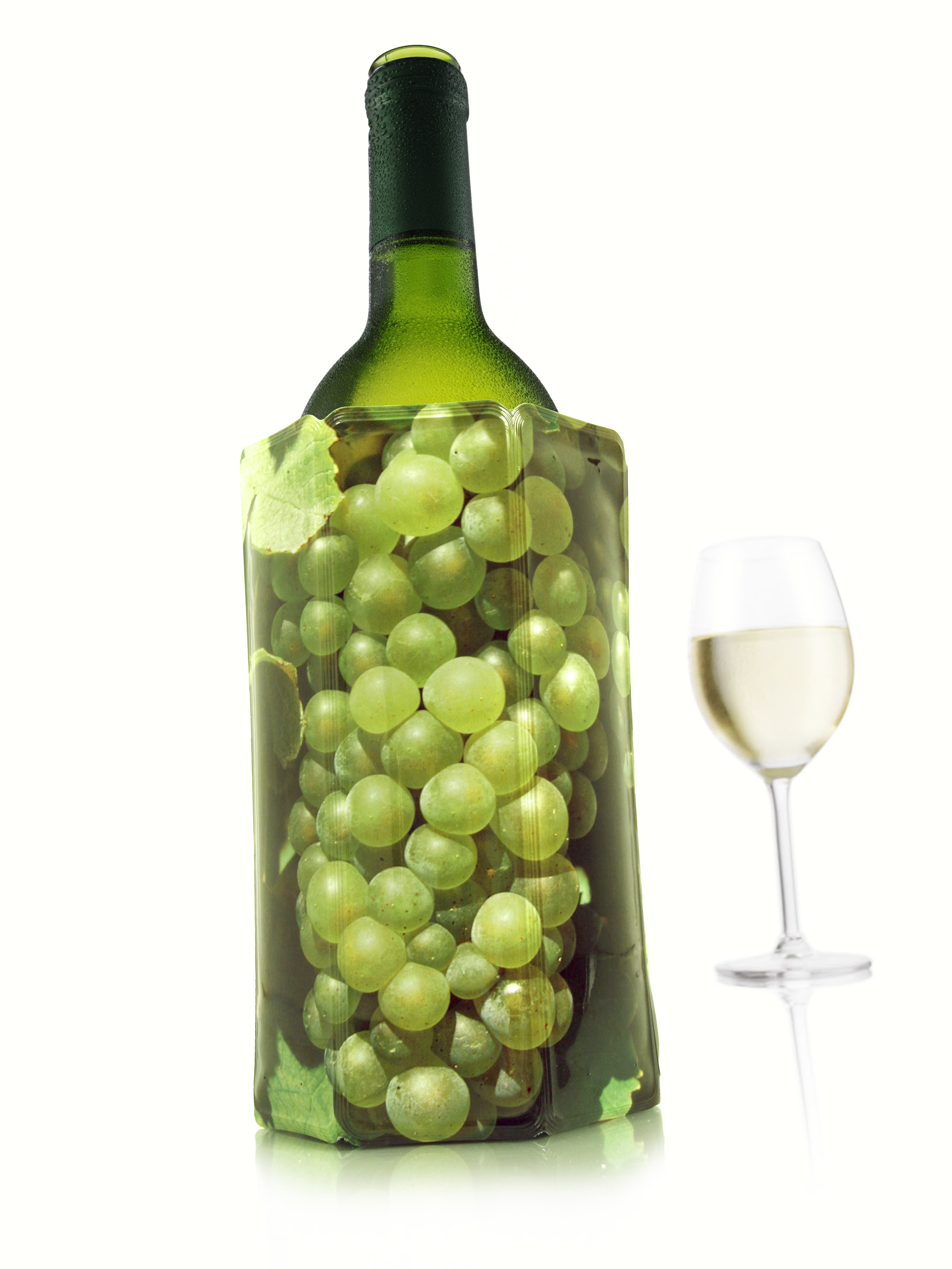 Active Wine Cooler - Grapes White
