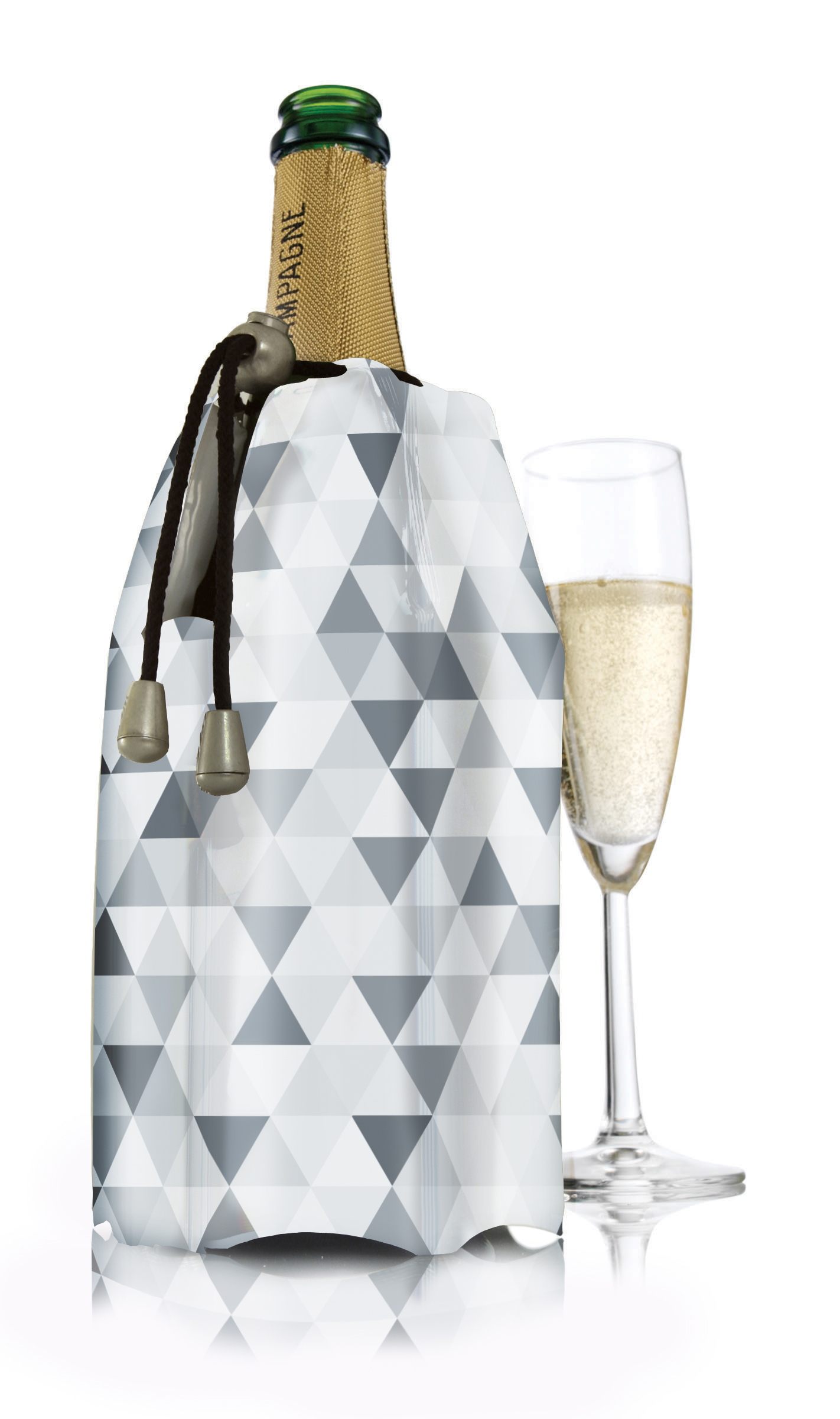 Active Cooler Champagne - Diamond Gray