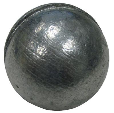 """Anode, Skimmer Basket, Val-Pak, Zinc Ball, 2"""" Diameter"""