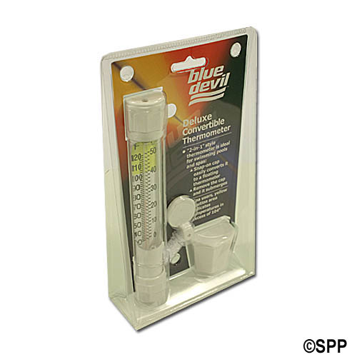 Thermometer, Large Scale, Floating Or String
