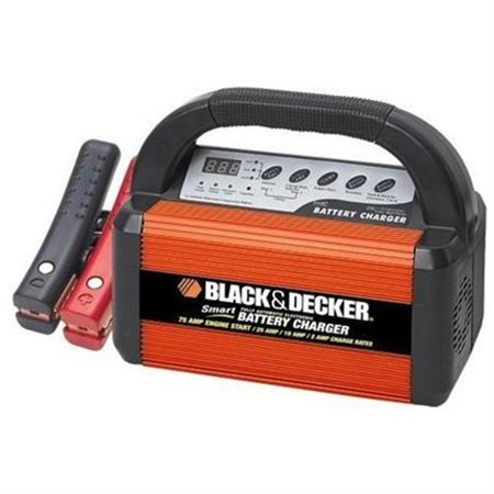 25/10/2 AMP Charger/Starter Charge Rate With 75 Amp Engine Start
