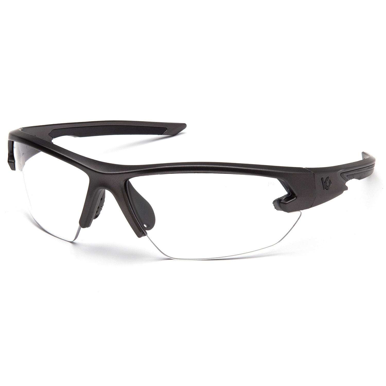 Venture Gear Semtex 2.0 Gun Metal Frame Clear Anti Fog Lens