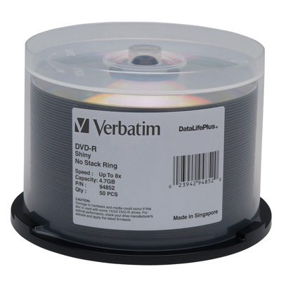 DVD R DataLifePlus 4.7GB 8x