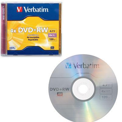 DVD RW DataLife 1Pk Jewel