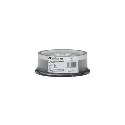 BDR 25GB 4X White Inkjet 25pk