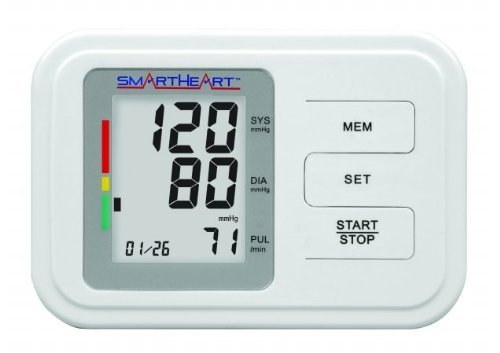 SmartHeart Auto Arm Blood Pressure Unit