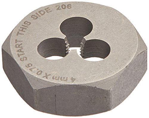 21218 4mm to 0.75 High Carbon Steel Metric Heby Die