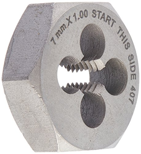 21231 7mm to 1.00 High Carbon Steel Metric Heby Die